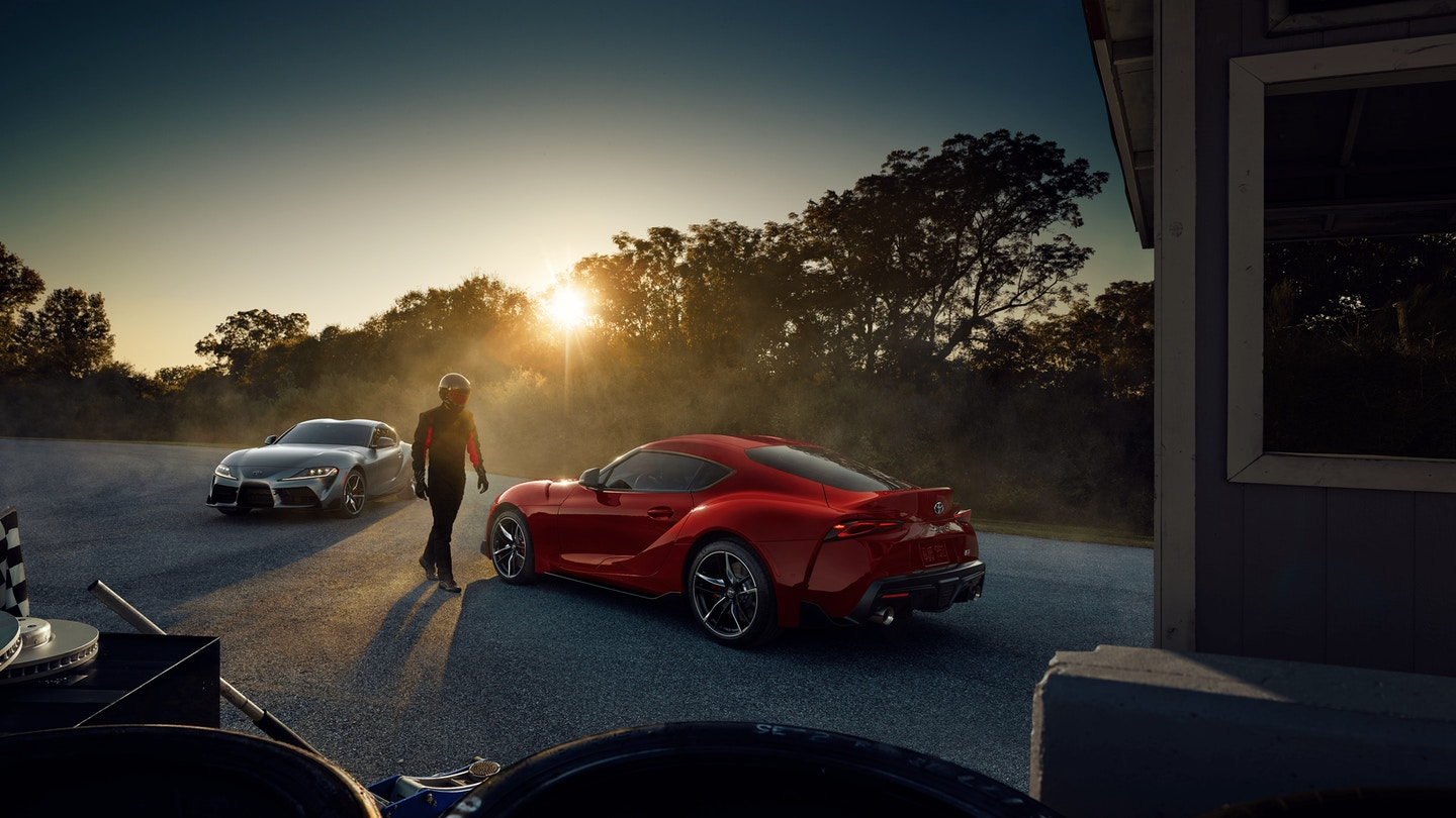 Dealers near tustin auto center can't get enough of the 2020 Toyota Supra