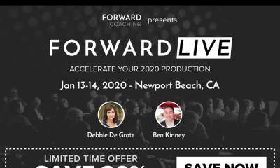 Get Training from Top Coaches and Industry Leaders Ben Kinney and Debbie De Grote during Orange County Events Like this