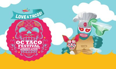 The OC Taco Festival is one of the Orange County events for taco lovers
