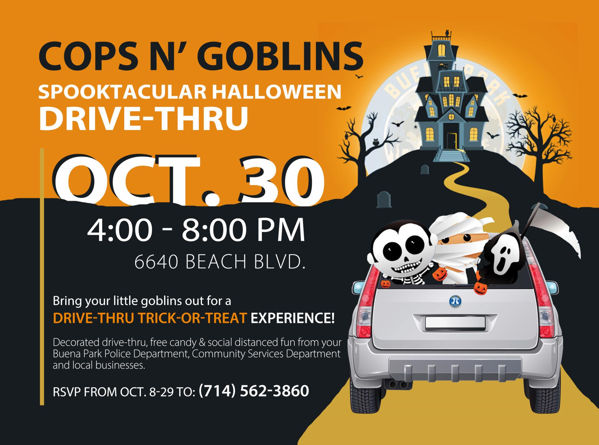 Family-Friendly-Orange-County-Events-Like-the-Buena-Park-Cops-N-Goblins