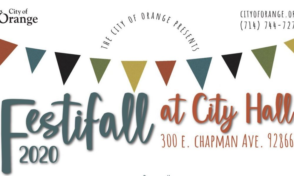 Partake In Orange County Events like the Festi-Fall at City Hall