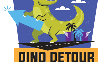 The Dino Detour 5K Is A Great Way To Get Outside and Provides Great Things To Do In Orange County