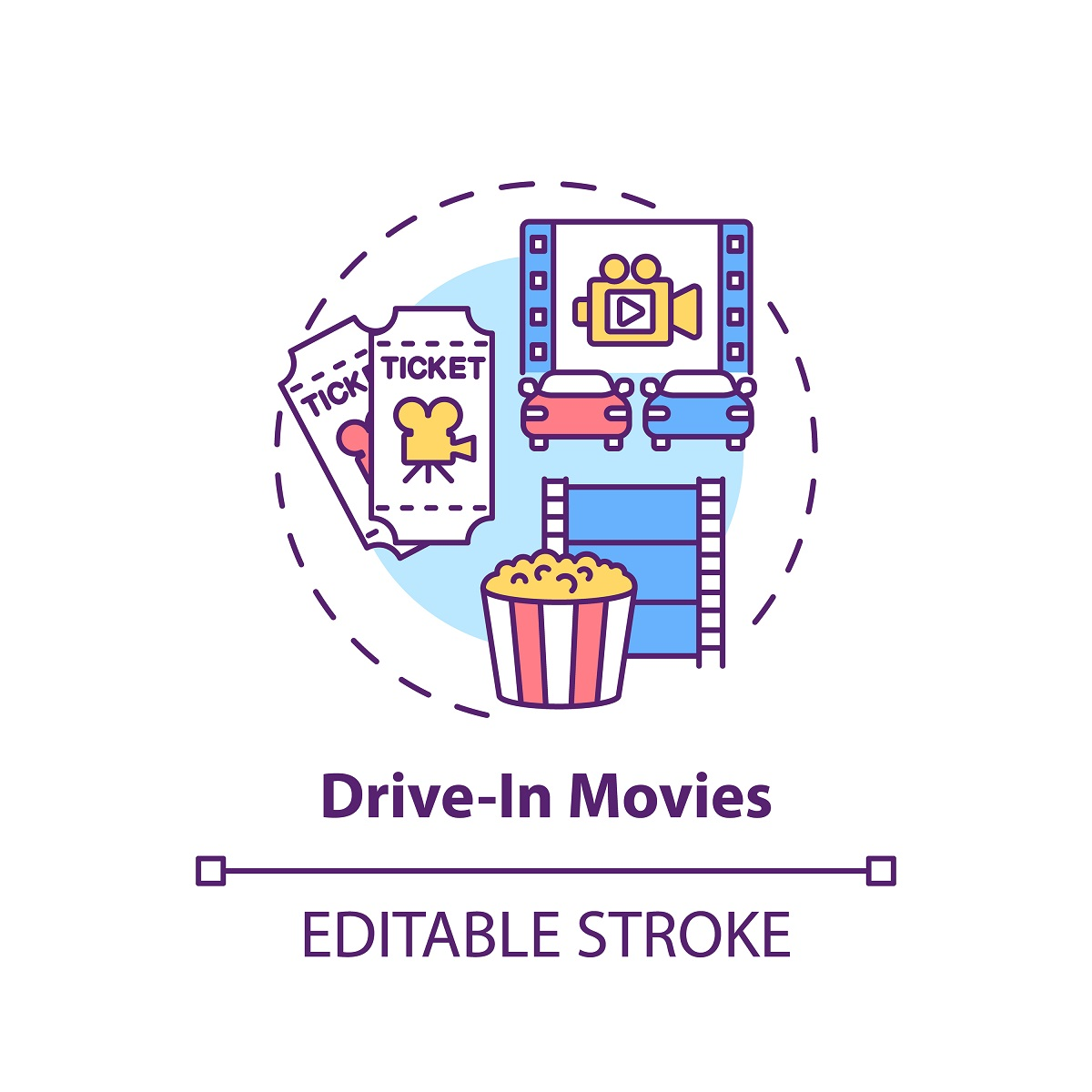 Things-to-do-in-Orange-County-Include-This-Drive-In-Movie-Event