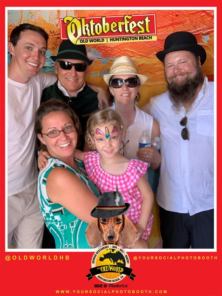 Oktoberfest is one of the best Orange County Events